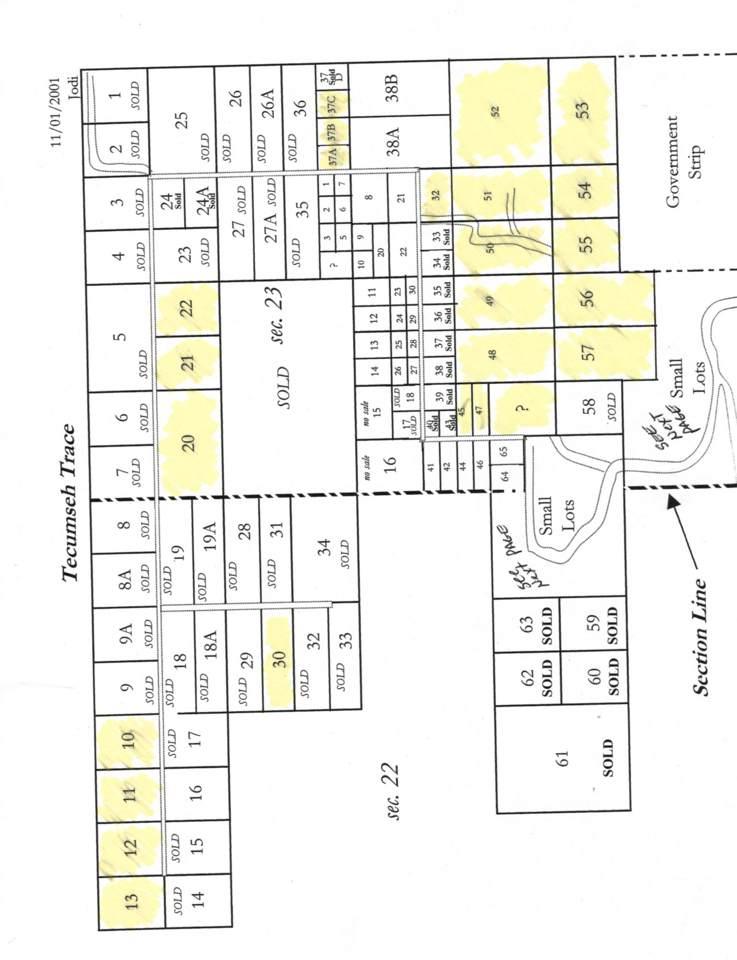 Tbd Lot 54 & Lot 55 Tecumseh Trace - Photo 1