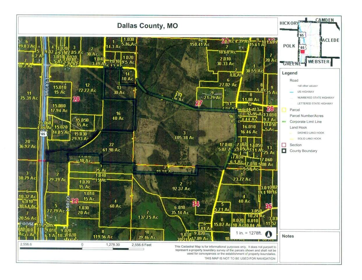 Tract-2 Rocksdale Road - Photo 1