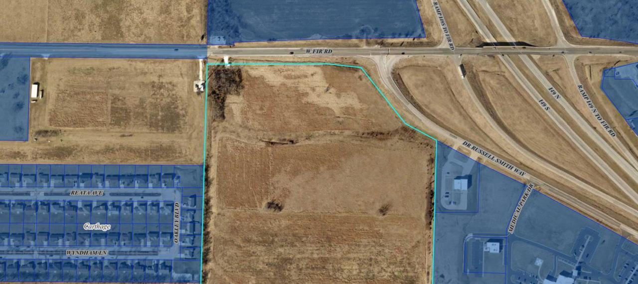 Tbd Highway Hh N 25 Acres - Photo 1