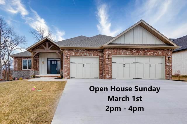 857 E Ashford Avenue, Nixa, MO 65714 (MLS #60148935) :: Sue Carter Real Estate Group