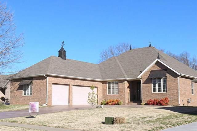 3687 W Broadmoor Street, Springfield, MO 65807 (MLS #60147632) :: The Real Estate Riders