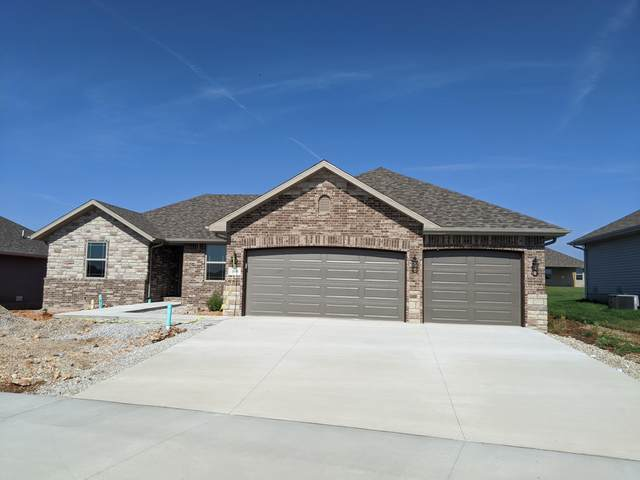 1839 S Lullwood Avenue Lot 45, Springfield, MO 65802 (MLS #60160964) :: The Real Estate Riders