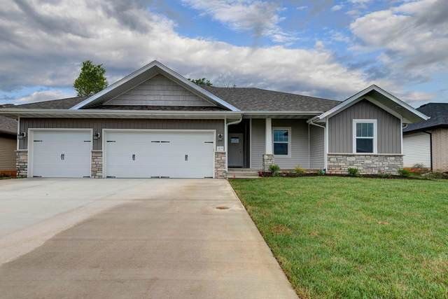 1879 S Shayla Avenue Lot 12, Springfield, MO 65802 (MLS #60160943) :: The Real Estate Riders