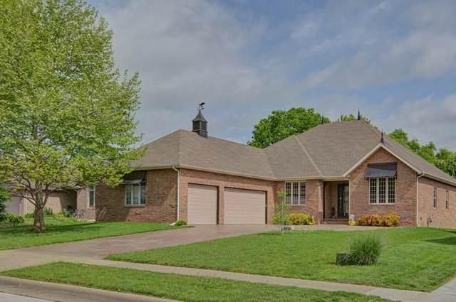 3687 W Broadmoor Street, Springfield, MO 65807 (MLS #60147632) :: Sue Carter Real Estate Group