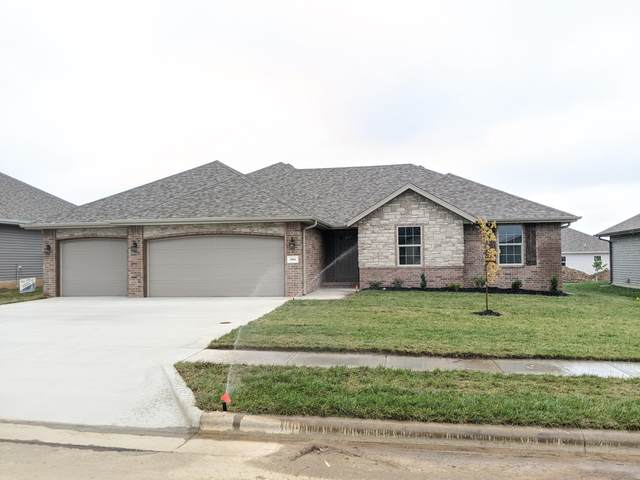 1866 S Shayla Avenue Lot 26, Springfield, MO 65802 (MLS #60160962) :: Weichert, REALTORS - Good Life