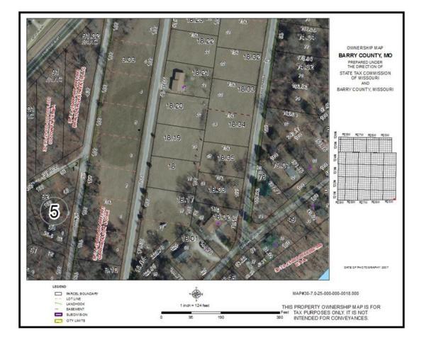 Tbd Oxford Street, Shell Knob, MO 65747 (MLS #60041981) :: Greater Springfield, REALTORS