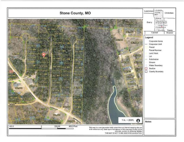 Lot 36 Fox Ridge, Branson West, MO 65737 (MLS #60076680) :: Greater Springfield, REALTORS