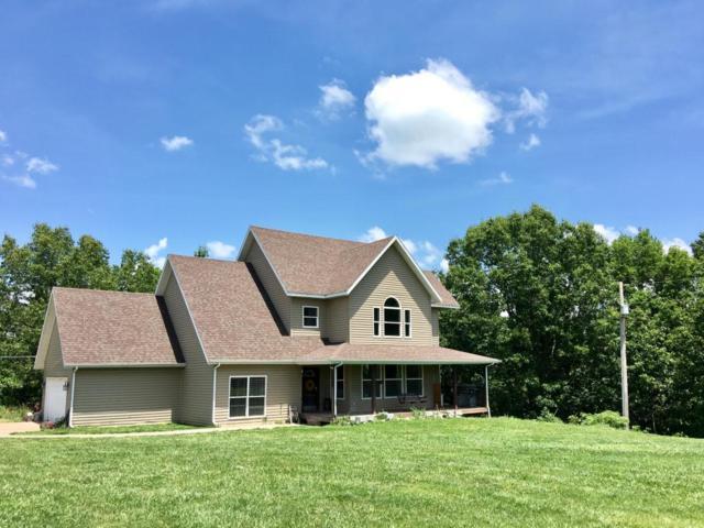 996 Seveno Ridge Road, Highlandville, MO 65669 (MLS #60080634) :: Select Homes