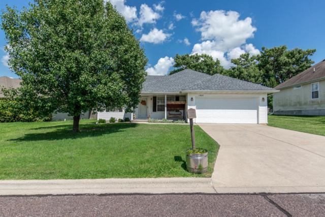 1303 Ginger Blue Avenue, Monett, MO 65708 (MLS #60084370) :: Select Homes