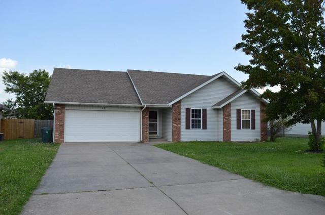 407 W Cline Street, Aurora, MO 65605 (MLS #60085002) :: Select Homes
