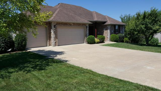 418 Spring Meadow Drive, Rogersville, MO 65742 (MLS #60085249) :: Select Homes