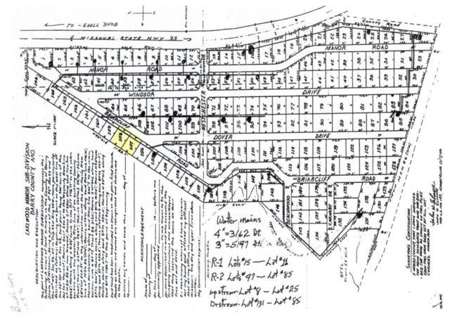 Lot 157 Lakewood Manor, Shell Knob, MO 65747 (MLS #60085329) :: Select Homes
