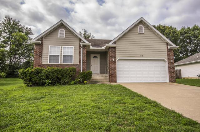 316 W Cherokee Court, Clever, MO 65631 (MLS #60087544) :: Select Homes