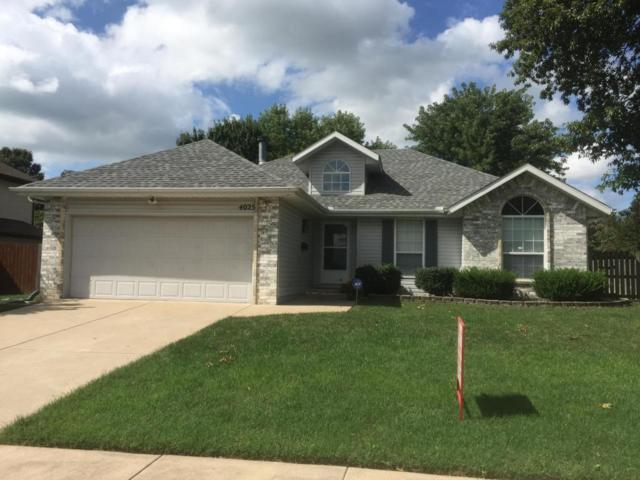 4025 W Madison Place, Springfield, MO 65802 (MLS #60087562) :: Greater Springfield, REALTORS