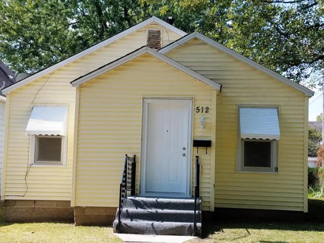 512 Frisco Street, Monett, MO 65708 (MLS #60090736) :: Select Homes
