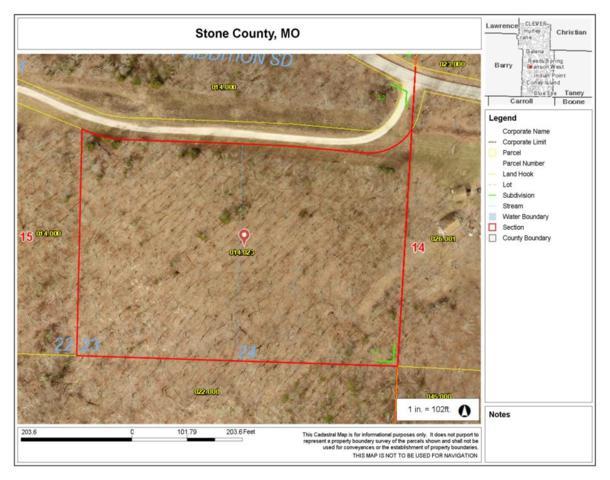 00 Judy Lane, Galena, MO 65656 (MLS #60094467) :: Greater Springfield, REALTORS