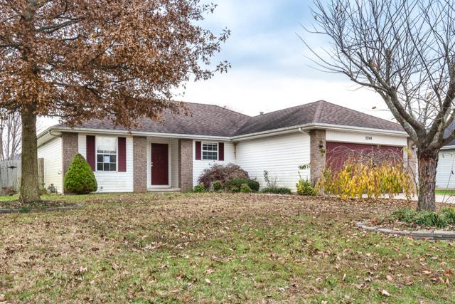 5244 S Hutchinson Court, Battlefield, MO 65619 (MLS #60095342) :: Greater Springfield, REALTORS