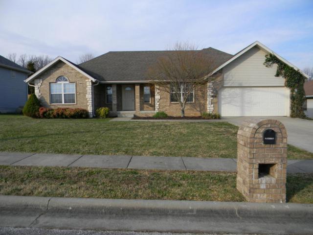 820 N Vermillion Drive, Strafford, MO 65757 (MLS #60095707) :: Greater Springfield, REALTORS