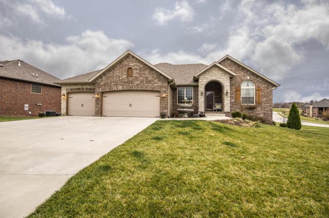 1260 S Rosemoor Drive, Nixa, MO 65714 (MLS #60095985) :: Greater Springfield, REALTORS