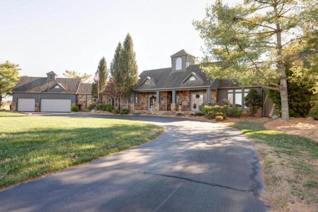4156 E Forrest Ridge Lane, Rogersville, MO 65742 (MLS #60096116) :: Greater Springfield, REALTORS
