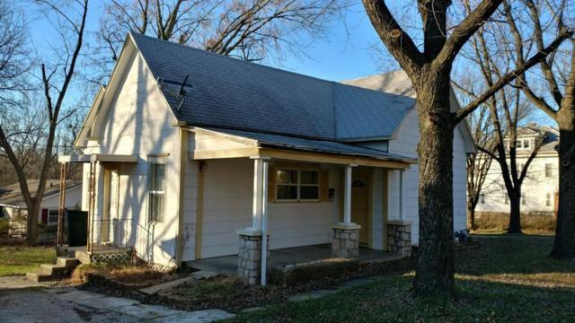 500 S Jackson Street, El Dorado Springs, MO 64744 (MLS #60096319) :: Greater Springfield, REALTORS
