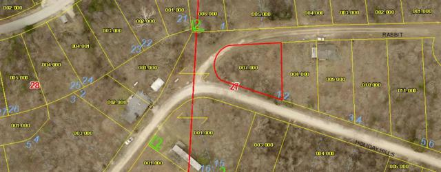 Tbd Holiday Hills Drive Lot 1 Blk, Cape Fair, MO 65624 (MLS #60096410) :: Team Real Estate - Springfield