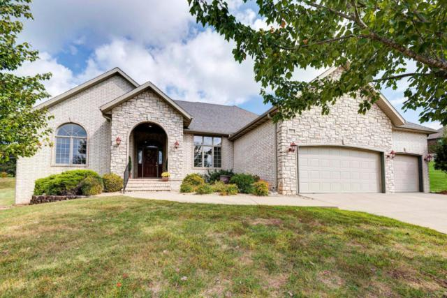 1545 W Silver Oak Drive, Springfield, MO 65810 (MLS #60099713) :: Team Real Estate - Springfield