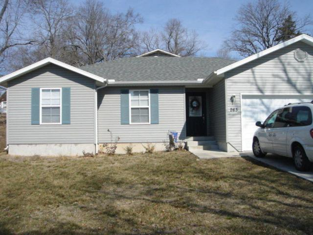 263 West Road, Branson, MO 65616 (MLS #60100268) :: Greater Springfield, REALTORS