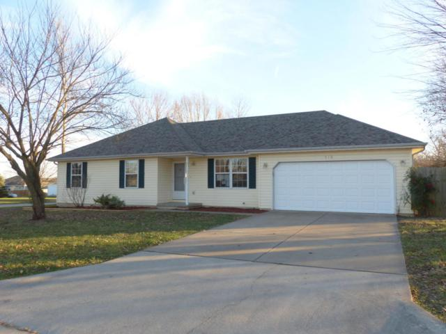 710 W Christine Lane, Republic, MO 65738 (MLS #60100331) :: Greater Springfield, REALTORS