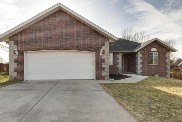 804 W Myra Drive, Nixa, MO 65714 (MLS #60100385) :: Greater Springfield, REALTORS