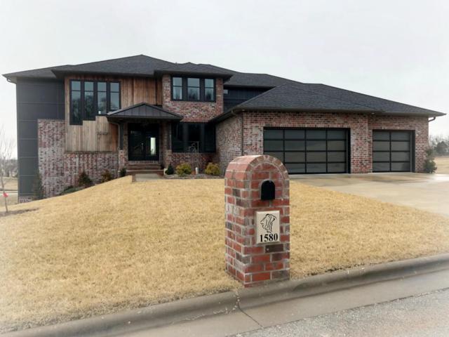 1580 W Gaslight Drive, Springfield, MO 65810 (MLS #60100425) :: Team Real Estate - Springfield
