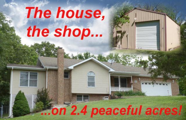 4995 Rose Hill Road, Billings, MO 65610 (MLS #60101280) :: Team Real Estate - Springfield