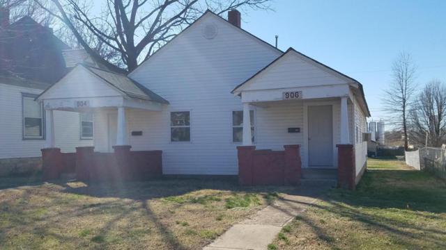 904-906 W Poplar, Springfield, MO 65802 (MLS #60101675) :: Good Life Realty of Missouri