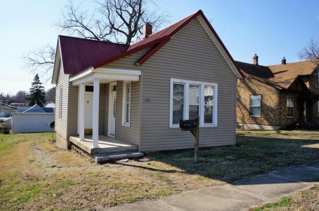 306 2nd Street, Monett, MO 65708 (MLS #60101715) :: Team Real Estate - Springfield