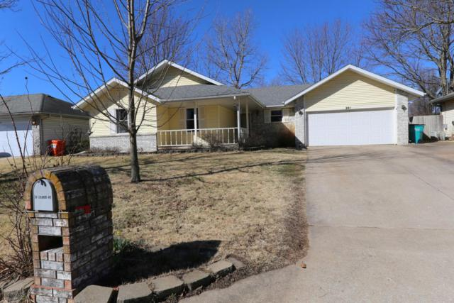 241 S Lulwood Avenue, Springfield, MO 65802 (MLS #60101814) :: Team Real Estate - Springfield