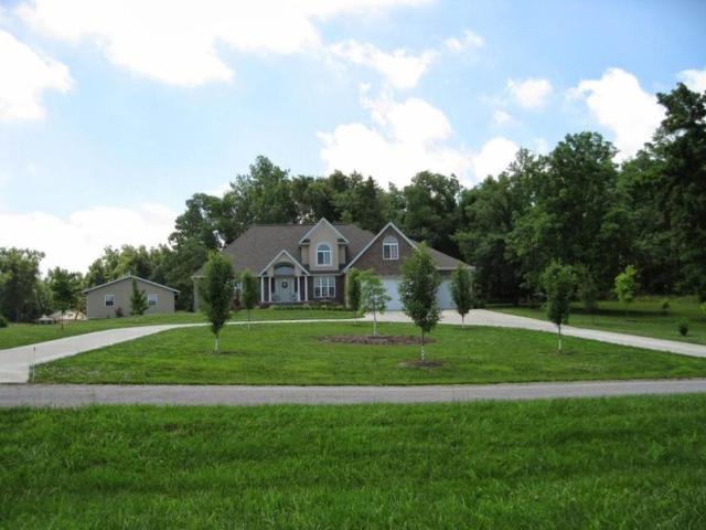 1110 E Forest Ridge Drive, Bolivar, MO 65613 (MLS #60101955) :: Team Real Estate - Springfield