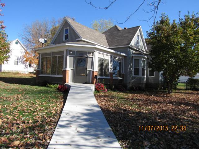 503 8th Street, Monett, MO 65708 (MLS #60102236) :: Team Real Estate - Springfield
