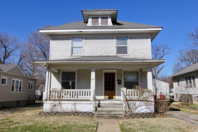 1867 N Grant Avenue, Springfield, MO 65803 (MLS #60102371) :: Greater Springfield, REALTORS