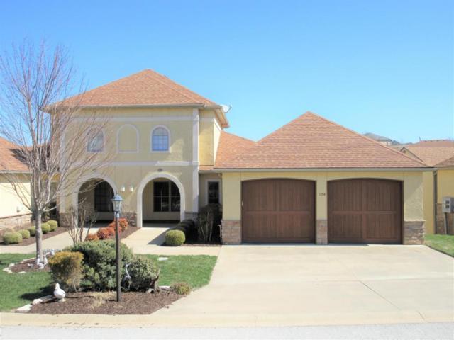 124 Monte Cristo Drive, Hollister, MO 65672 (MLS #60102536) :: Team Real Estate - Springfield
