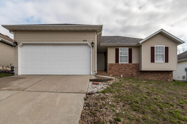 509 W Woodbine Road, Nixa, MO 65714 (MLS #60102701) :: Team Real Estate - Springfield