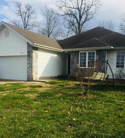 163 Cody Drive, Rogersville, MO 65742 (MLS #60102740) :: Team Real Estate - Springfield