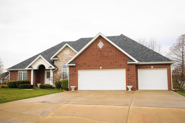 1331 S Meadow Lane, Bolivar, MO 65613 (MLS #60102744) :: Team Real Estate - Springfield