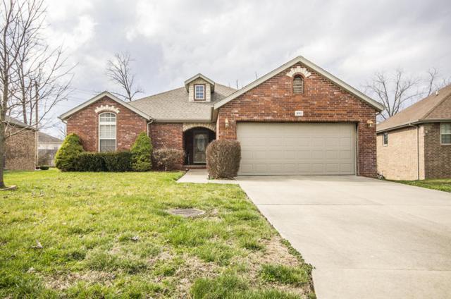 891 W Chestnut Bend Circle, Nixa, MO 65714 (MLS #60102758) :: Team Real Estate - Springfield
