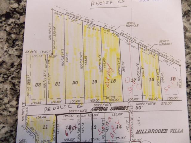Lot 11 Peddler Road, Sparta, MO 65753 (MLS #60103079) :: Greater Springfield, REALTORS