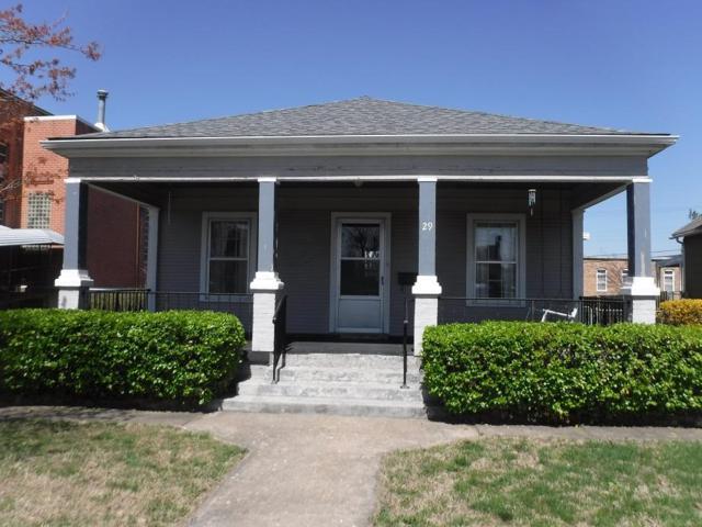 29 W Pleasant Street, Aurora, MO 65605 (MLS #60103852) :: Greater Springfield, REALTORS