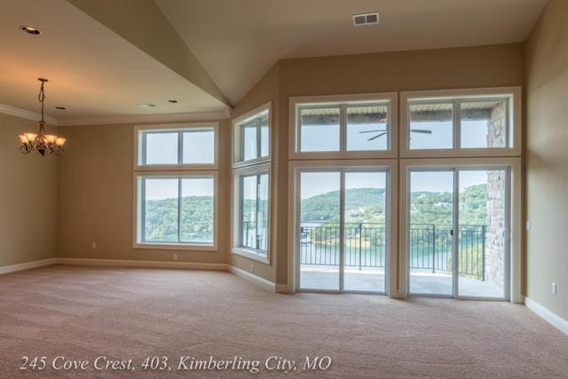 245 Cove Crest #403, Kimberling City, MO 65686 (MLS #60105789) :: Team Real Estate - Springfield