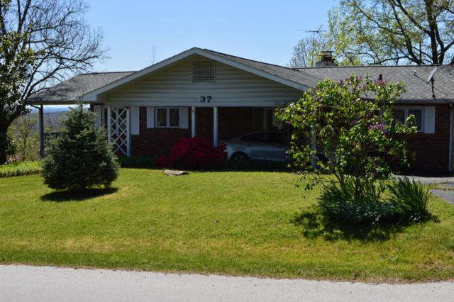 37 Trail Ridge Dr, Kimberling City, MO 65686 (MLS #60106500) :: Greater Springfield, REALTORS