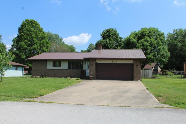 802 E Elm Street, Aurora, MO 65605 (MLS #60108186) :: Team Real Estate - Springfield