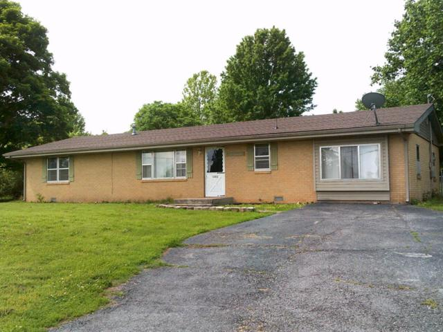 1303 S Lincoln Avenue, Aurora, MO 65605 (MLS #60108823) :: Team Real Estate - Springfield
