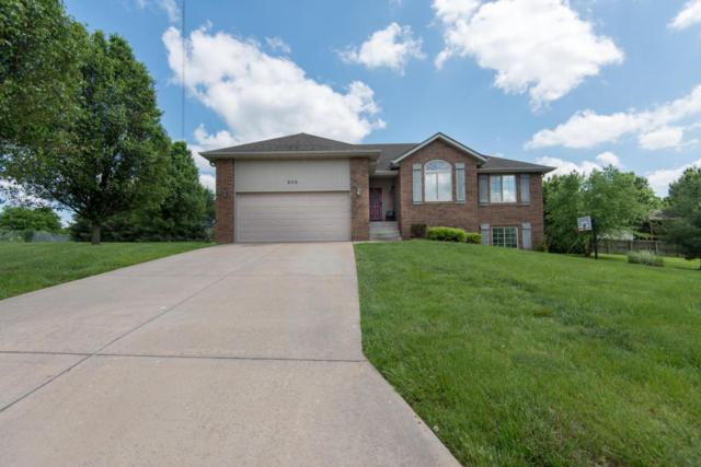 906 Strawberry Court, Nixa, MO 65714 (MLS #60108904) :: Team Real Estate - Springfield